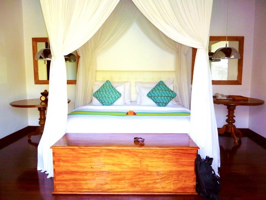 The One Villa : Comfortable Bed