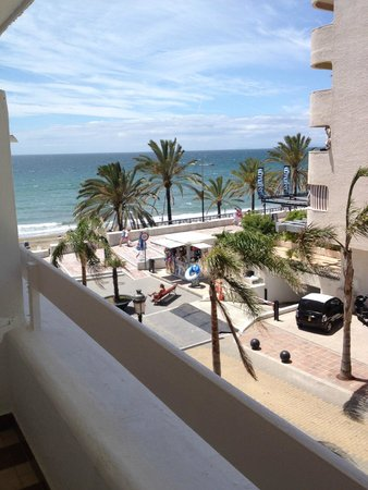 Nice view picture of aparthotel puerto azul marbella marbella tripadvisor - Aparthotel puerto azul marbella ...