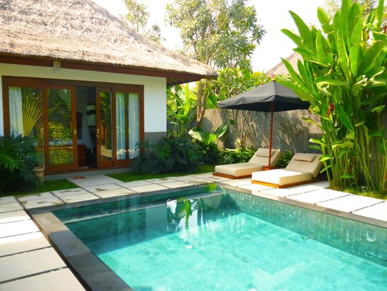 The One Villa: Private Pool