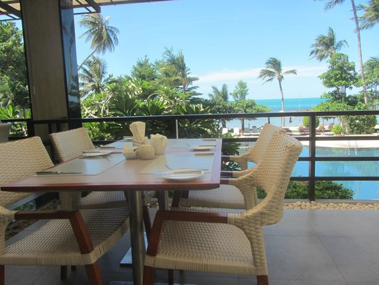 Mercure Koh Samui Beach Resort : nest restaurant