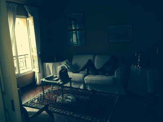 Hotel La Ponche: Nice junior suite