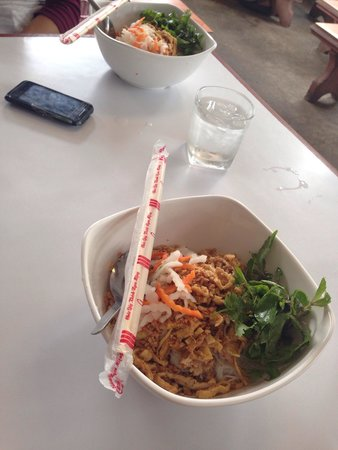 PVO : The spicy noodle salad