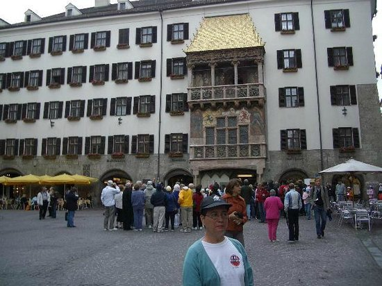 The Golden Roof (Goldenes Dachl): The Golden Roof