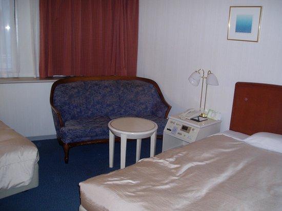 Yokohama Isezakicho Washington Hotel : 部屋の写真