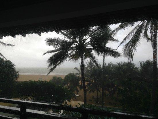 Jetwing Beach: Vistas desde la habitación