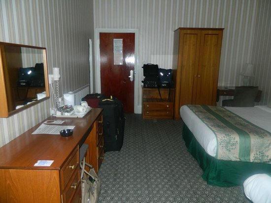 The Columbia: Our Double Room