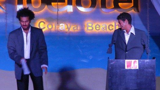 Iberotel Coraya Beach Resort : Comedy Show