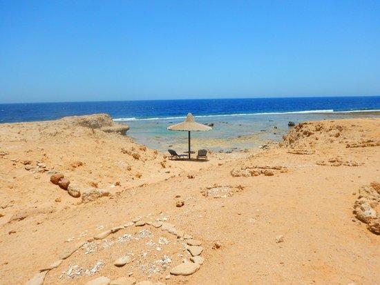 Iberotel Coraya Beach Resort : Uitzicht