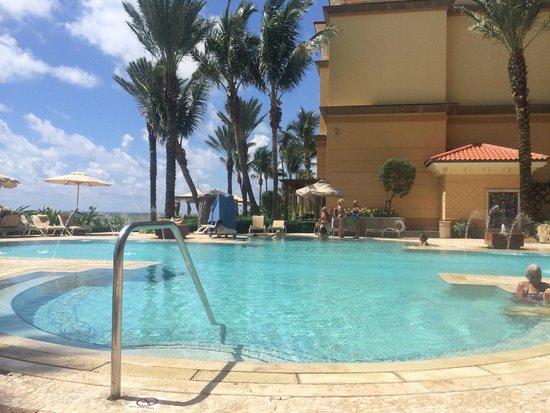 Eau Palm Beach Resort & Spa : Adult Pool