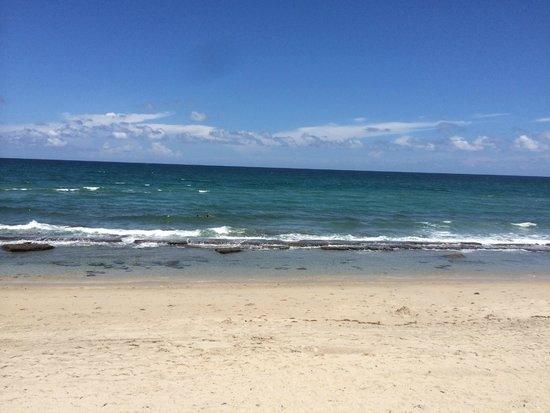 Eau Palm Beach Resort & Spa : Beach Front