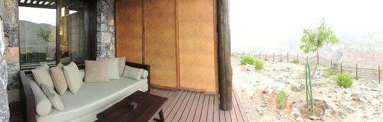 Alila Jabal Akhdar: Room Terrace/Balcony