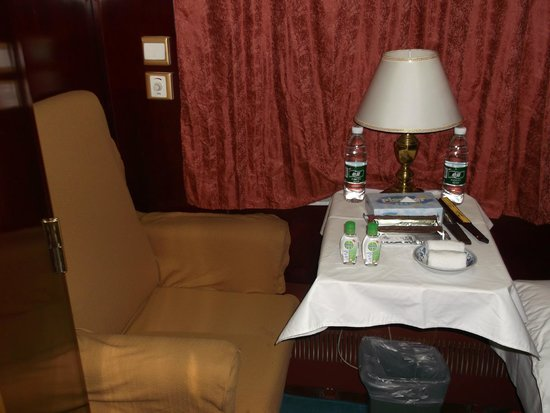 Trans-Siberian Railway - Day Trips: 1 night on Chinese train from Beijing to Mongolian border