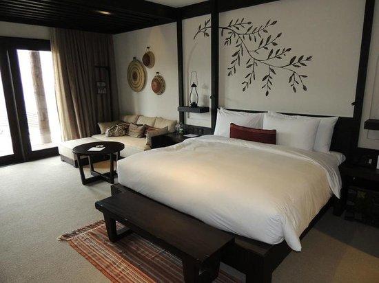 Alila Jabal Akhdar: Bedroom
