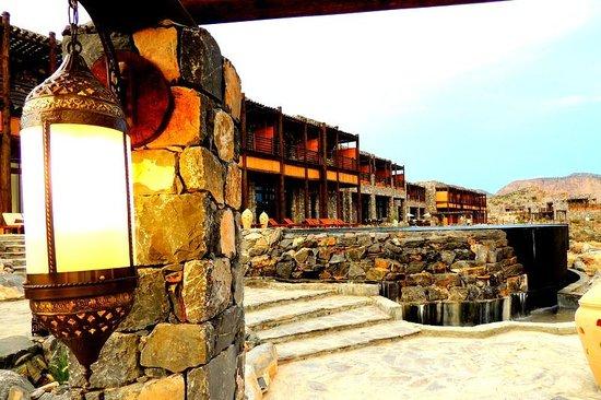 Alila Jabal Akhdar: Pool area