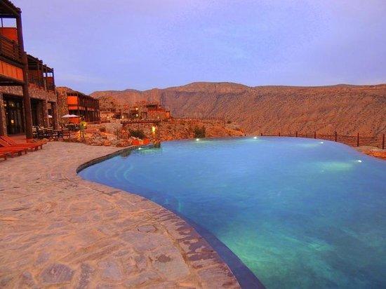 Alila Jabal Akhdar: Pool
