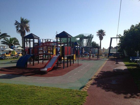 Lyttos Beach Hotel: Детский городок