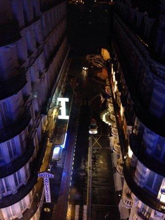 Saint Sauveur : Vue du duplex vers minuit