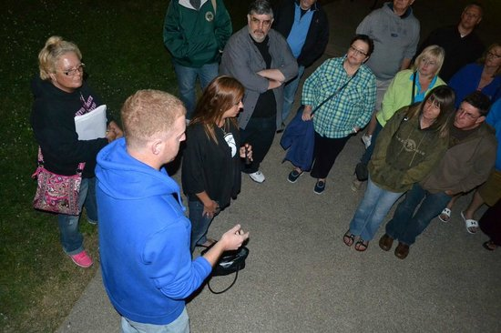 Buffalo History Tours: Paranormal investigators join us at Canalside for a ghost hunt.