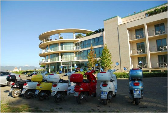 Abitalia Tower Plaza : Parcheggio