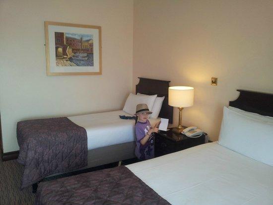Sheldon Park Hotel: Comfy beds