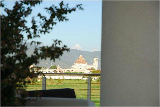 Abitalia Tower Plaza : Vista dalla terrazza