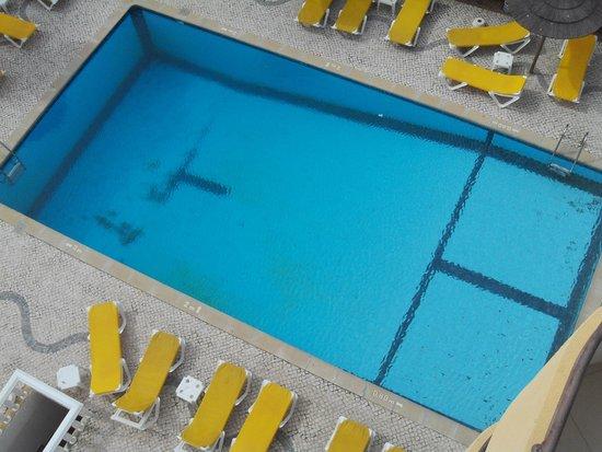 Hotel Atismar: the pool view