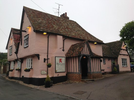 The Red Lion Inn: Very nice and historical small pub and hotell