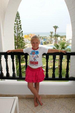 Le Soleil Bella Vista Hotel: Вид из номера