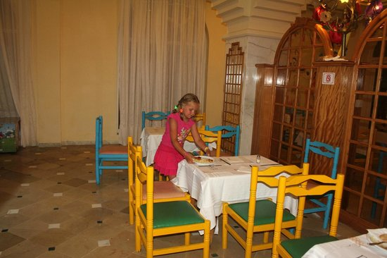 Hotel Dessole Bella Vista Resort: Детская кухня