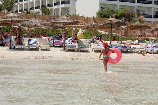 Hotel Dessole Bella Vista Resort: Лучший пляж и море...