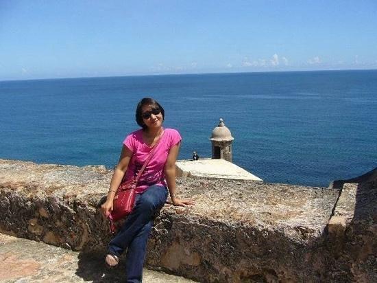Castillo San Felipe del Morro: inside El Morro