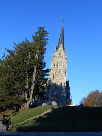 Church of Our Lady of Nahuel Huapi: bariloche church