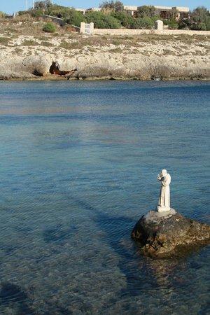 Residence Punta Sottile : cala francese