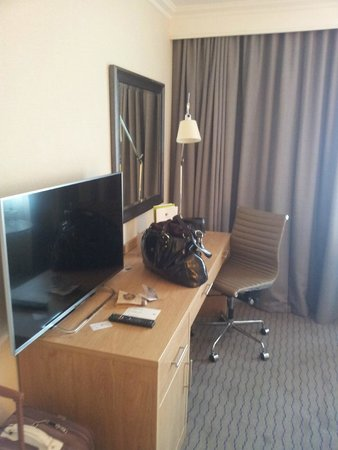Ballsbridge Hotel: TV