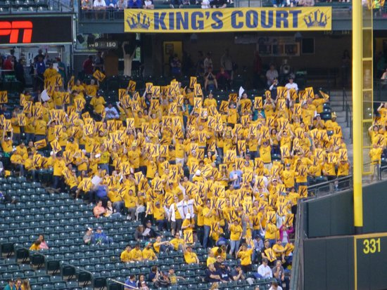 Safeco Field: The Kings Court