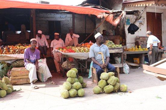 Promised Land Lodge : Zanzibar fruits