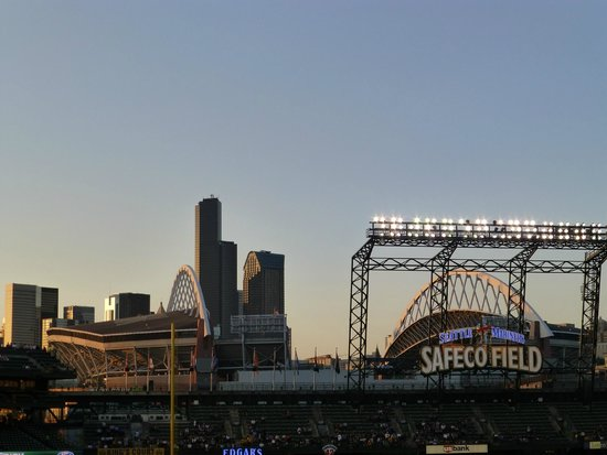Safeco Field: Downtown