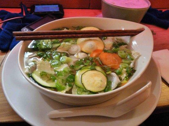 Monsieur Vuong: La sopa