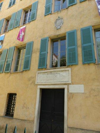 Maison Bonaparte: La maison de <Napoléon