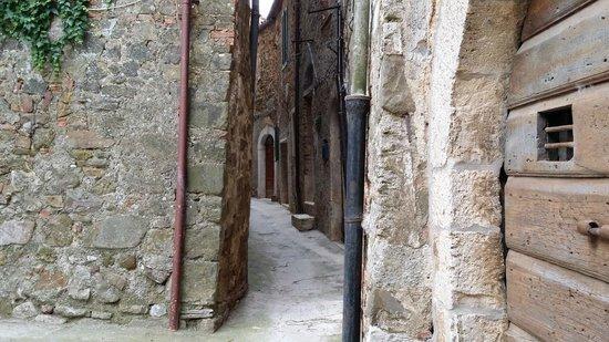 Passaparola nell'antico frantoio - Ristorante Enoteca : Montemerano