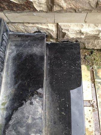 Sofitel Bali Nusa Dua Beach Resort: flooding steps