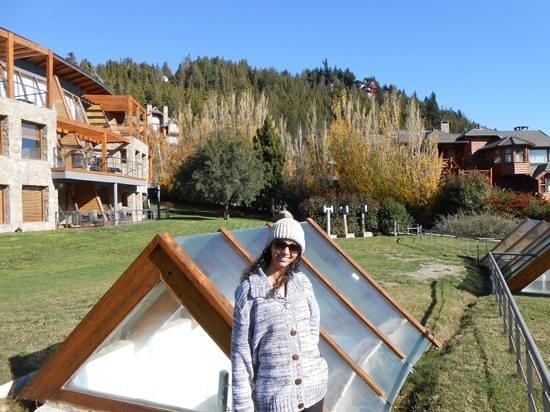 Rochester Hotel Bariloche: lindo hotel