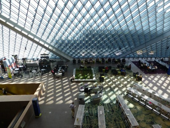 Seattle Public Library: Artium