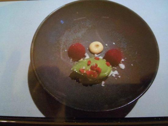 The Ledbury: Pre-Dessert