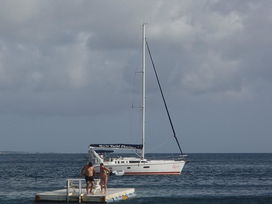 Nevis Yacht Private Charters: The Feisty