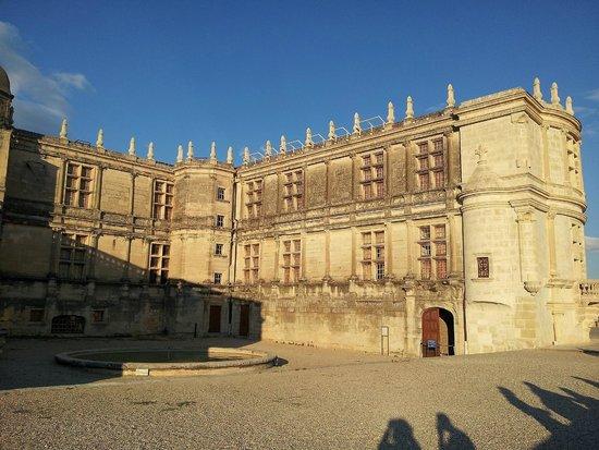 Château de Grignan : Le château