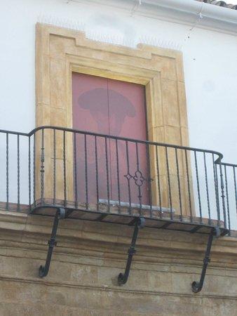 Jewish Quarter (Juderia): балкончик музея