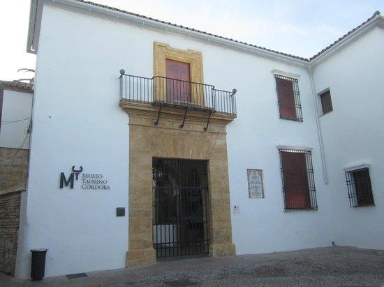 Jewish Quarter (Juderia): вход в музей