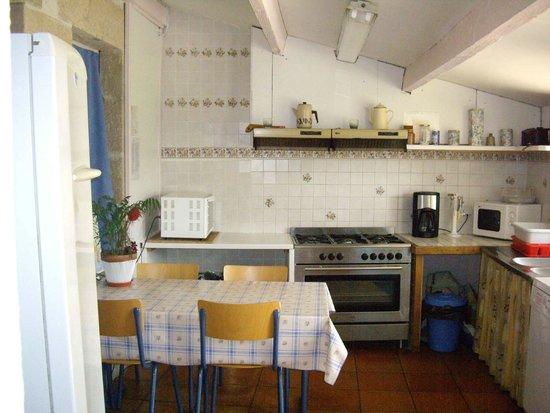 Residence Le Clouzy: cuisine pour les résidents