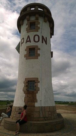 Ile de Bréhat : Le phare du bout de l'ile